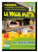 brochure pizzeria e gastronomia la voglia matta