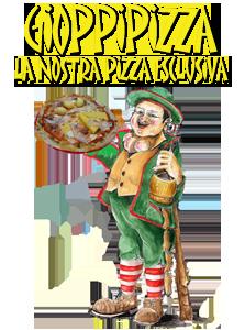 la nostra pizza dedicata a Giopì da Sanga
